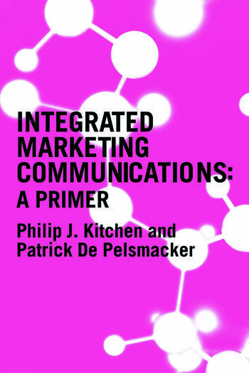 A Primer for Integrated Marketing Communications book cover