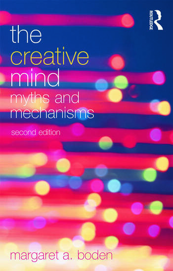 The Creative Mind Myths and Mechanisms book cover