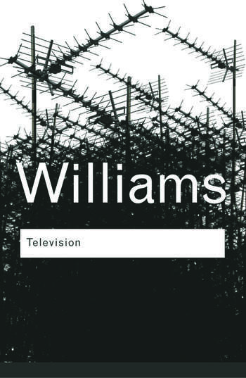 Television Technology and Cultural Form book cover