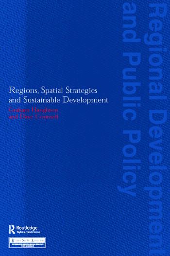 Regions, Spatial Strategies and Sustainable Development book cover