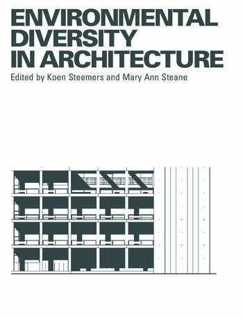 Environmental Diversity in Architecture book cover