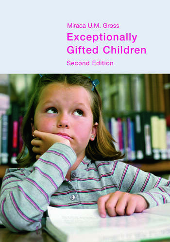 Exceptionally Gifted Children book cover