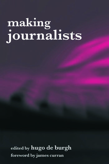 Making Journalists Diverse Models, Global Issues book cover