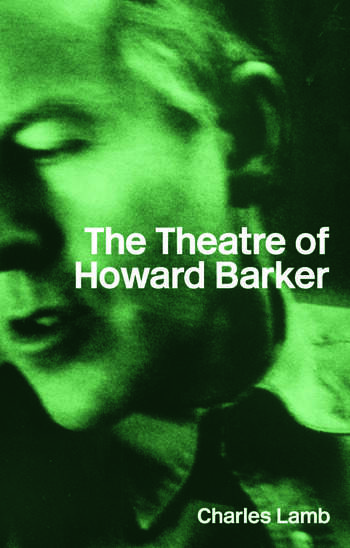 The Theatre of Howard Barker book cover