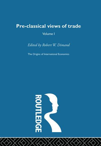 Origins Intl Economics Vol 1 book cover