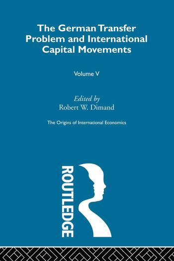 Origins Intl Economics Vol 5 book cover