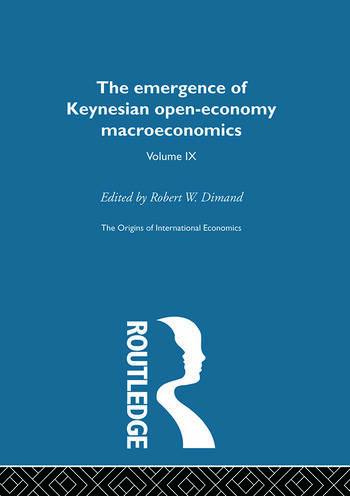 Origins Intl Economics Vol 9 book cover