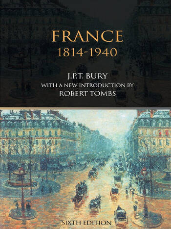 France, 1814-1940 book cover