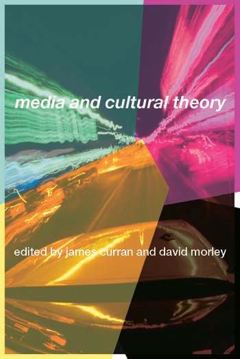 Media and Cultural Theory book cover