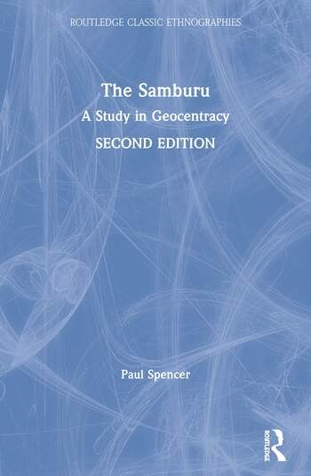 The Samburu A Study in Geocentracy book cover