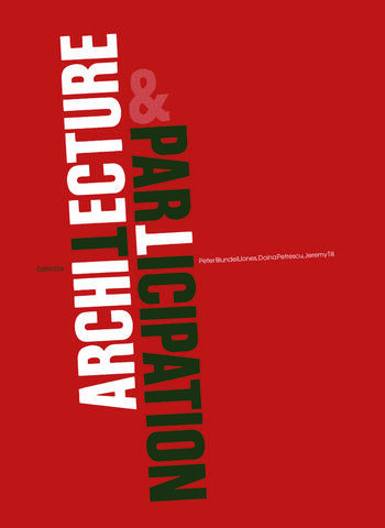 Architecture and Participation book cover