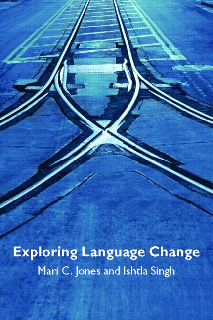 Exploring Language Change book cover