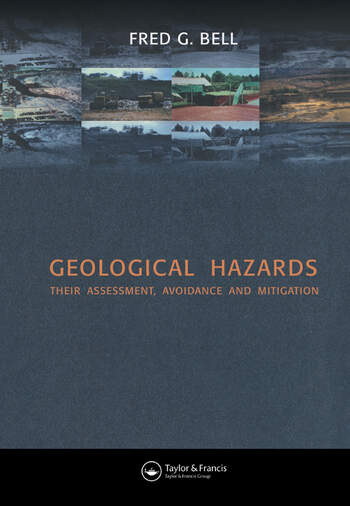 Geological Hazards Their Assessment, Avoidance and Mitigation book cover