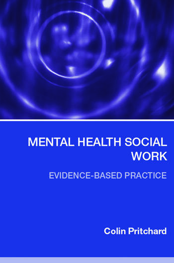 Mental Health Social Work Evidence-Based Practice book cover