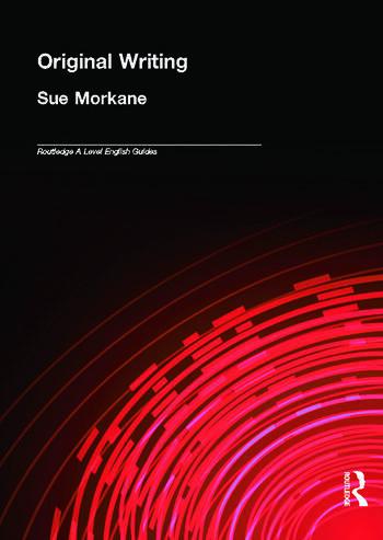 Original Writing book cover