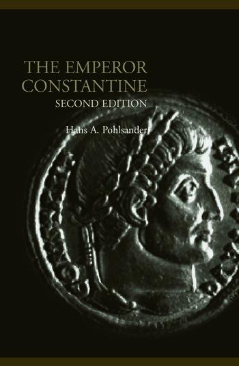 Emperor Constantine book cover