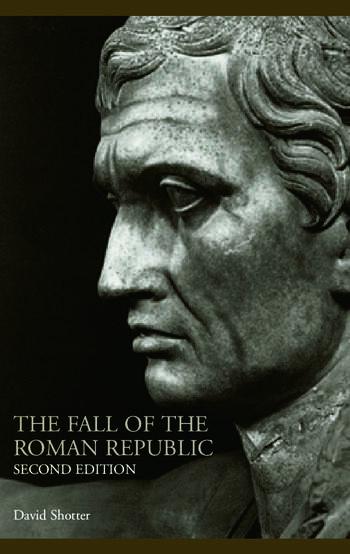 The Fall of the Roman Republic book cover