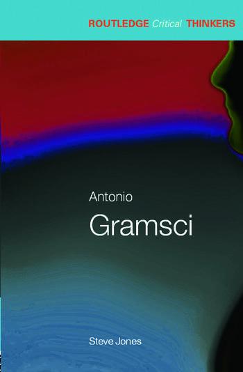 Antonio Gramsci book cover