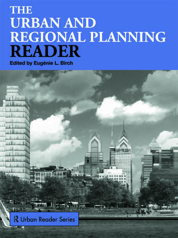 The Urban and Regional Planning Reader book cover