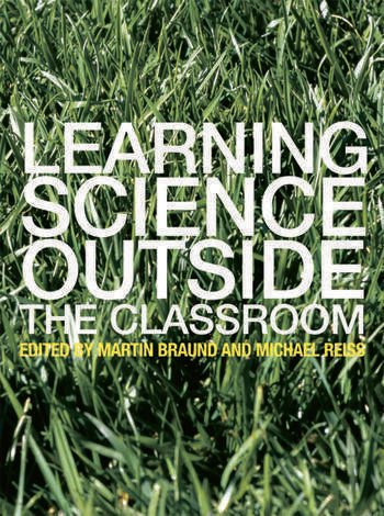 Learning Science Outside the Classroom book cover