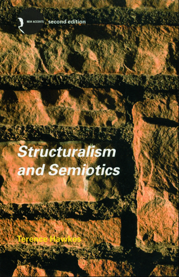 Structuralism and Semiotics book cover