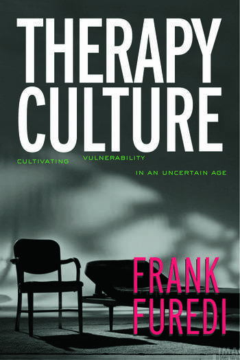Therapy Culture Cultivating Vulnerability in an Uncertain Age book cover
