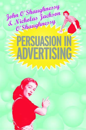 Persuasion in Advertising book cover