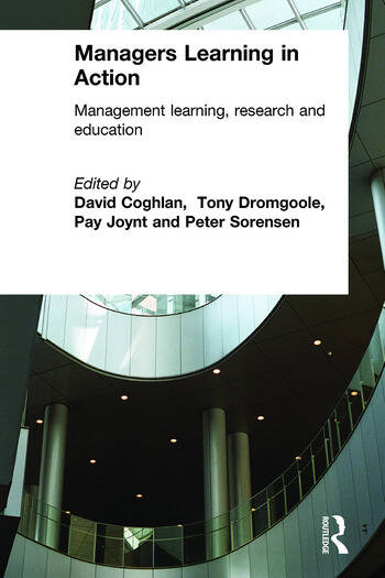 Managers Learning in Action book cover