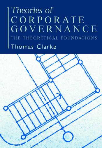 Theories of Corporate Governance book cover
