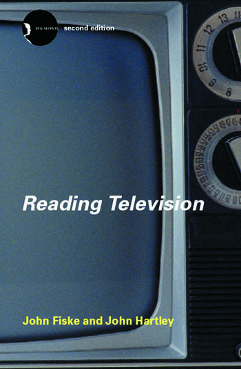 Reading Television book cover