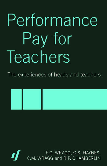 Performance Pay for Teachers book cover