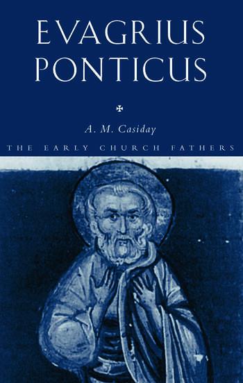 Evagrius Ponticus book cover