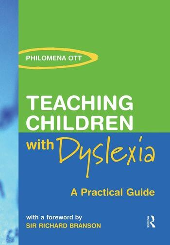 Teaching Children with Dyslexia A Practical Guide book cover