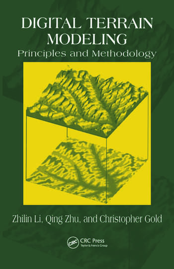 Digital Terrain Modeling Principles and Methodology book cover