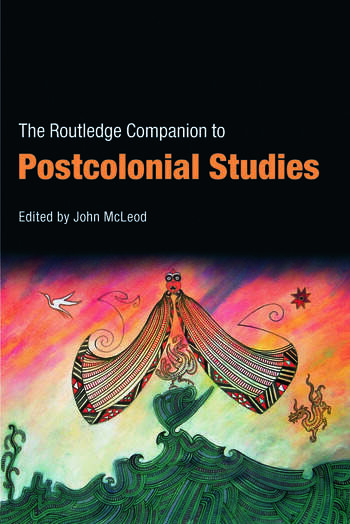 The Routledge Companion To Postcolonial Studies book cover