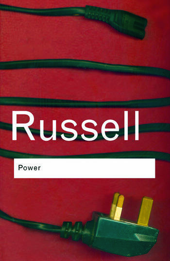 Power A New Social Analysis book cover