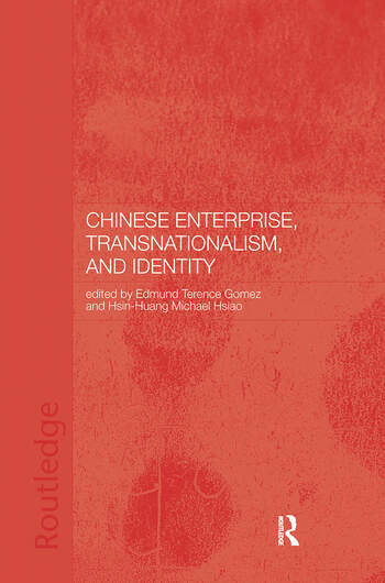 Chinese Enterprise, Transnationalism and Identity book cover