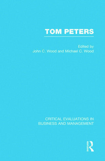 Tom Peters book cover