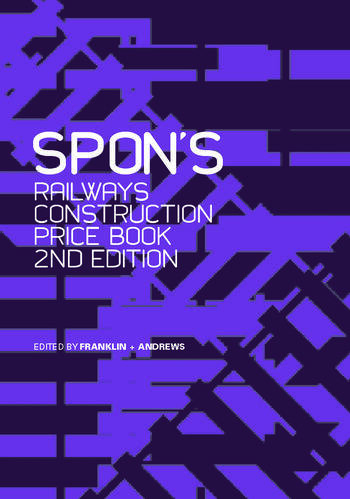 Spon's Railways Construction Price Book