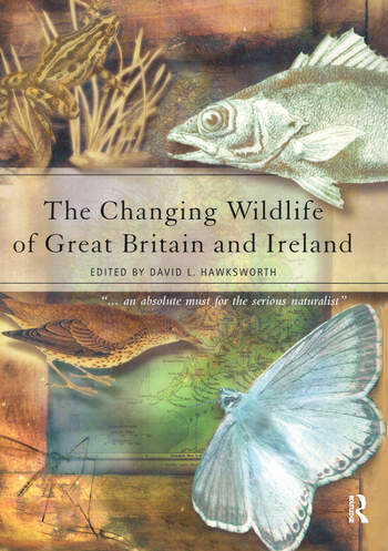 The Changing Wildlife of Great Britain and Ireland book cover