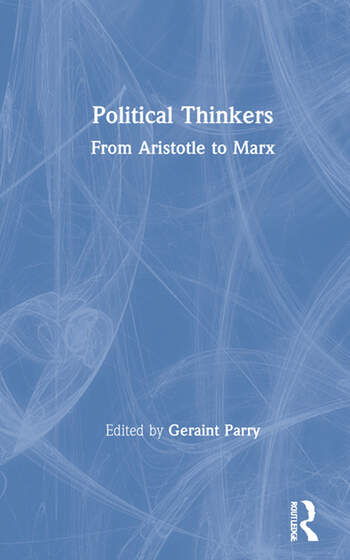 Political Thinkers From Aristotle to Marx book cover