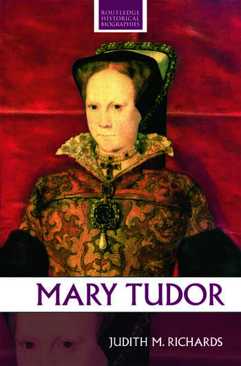Mary Tudor book cover