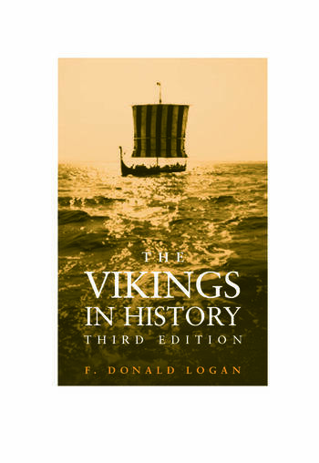 The Vikings in History book cover