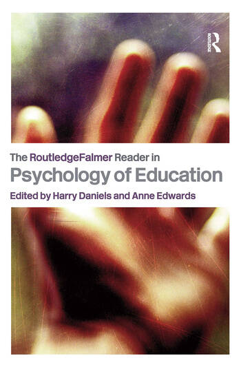The RoutledgeFalmer Reader in Psychology of Education book cover