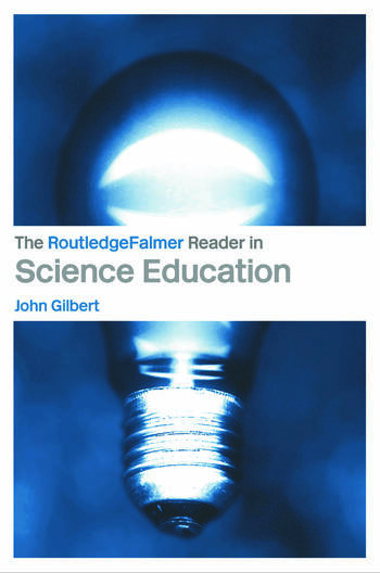 The RoutledgeFalmer Reader in Science Education book cover