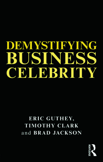 Demystifying Business Celebrity book cover