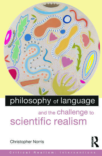 Philosophy of Language and the Challenge to Scientific Realism book cover