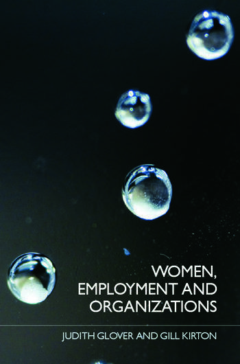 Women, Employment and Organizations book cover