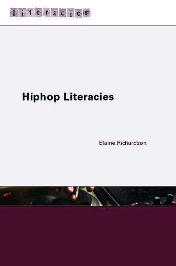 Hiphop Literacies book cover