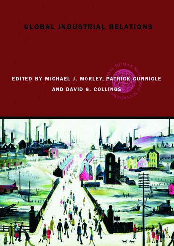 Global Industrial Relations book cover